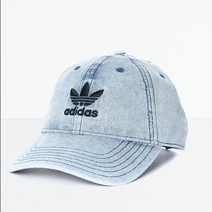Adidas Originals NWT Unisex Denim Strapback Hat